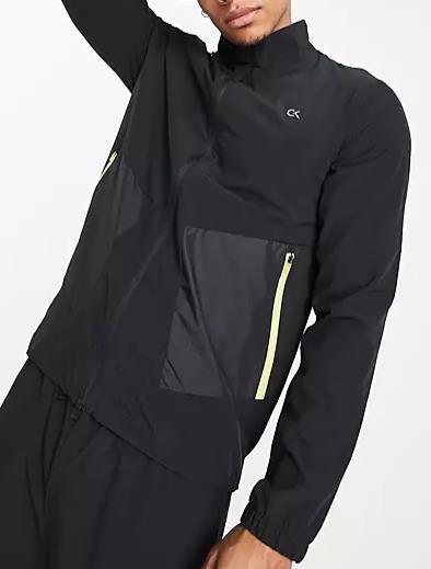Calvin Klein – Sport – Herren Windjacke für 45,16€ (statt 75€)
