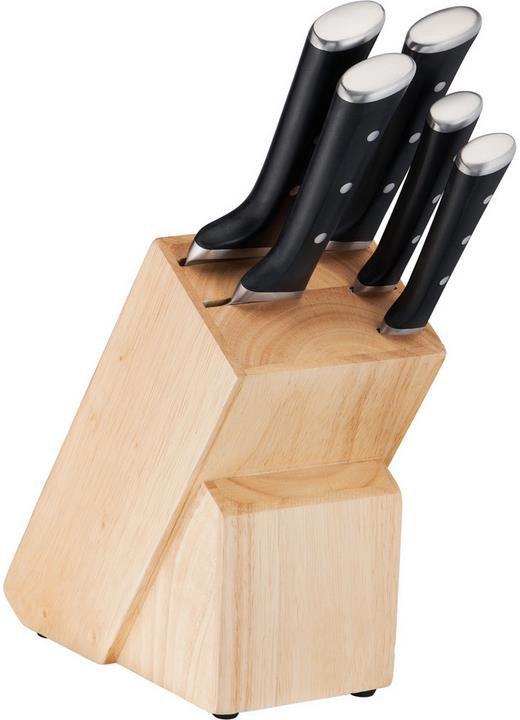 Tefal Ice Force Messerblock mit 5 Küchenmessern für 55,90€ (statt 76€)