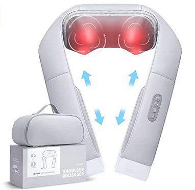 Nackenmassagegerät mit Wärmefunktion für Schultern & mehr für 20,29€ (statt 29€) – Prime