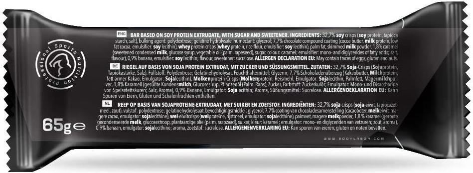 24x Crispy Protein Bar (2x12x65g) + Protein Spread Salted Caramel Cocoa (250g) für 32,13€ (statt 42€)