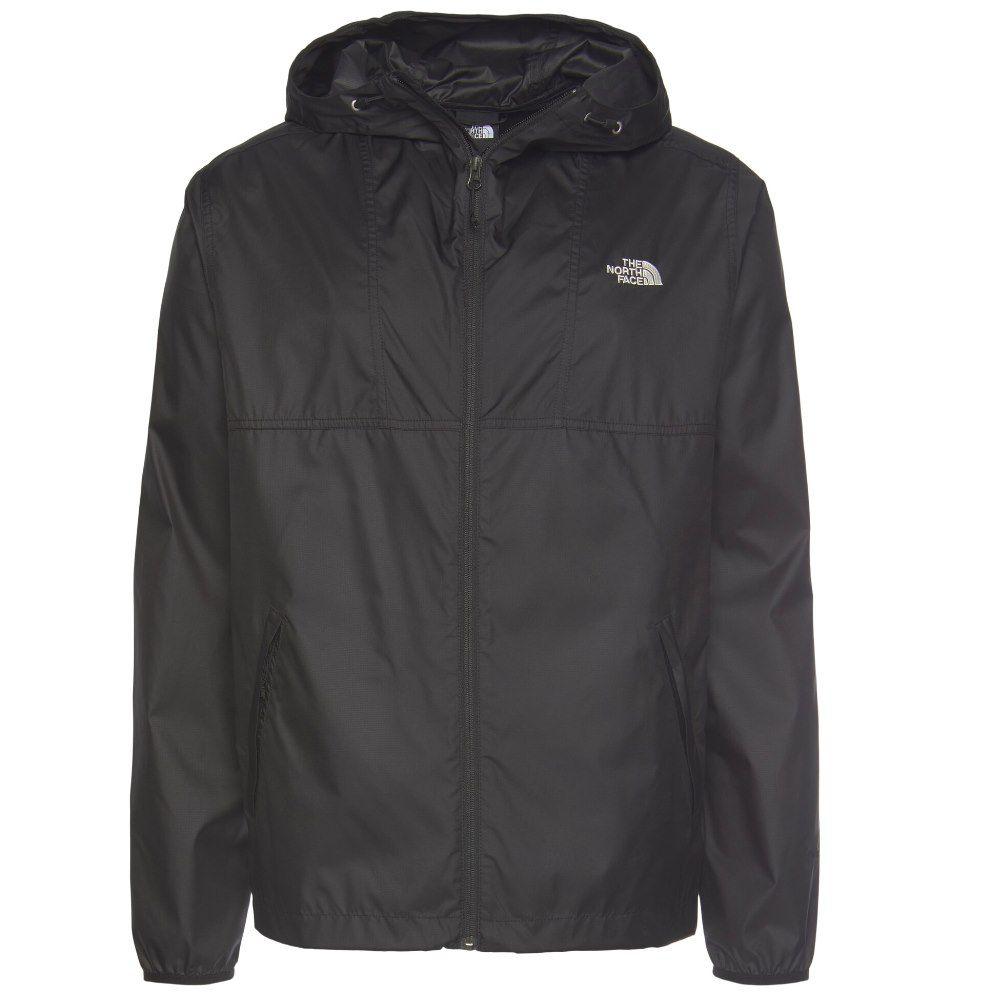 The North Face Cyclone Jacke in Schwarz für 63€ (statt 80€)