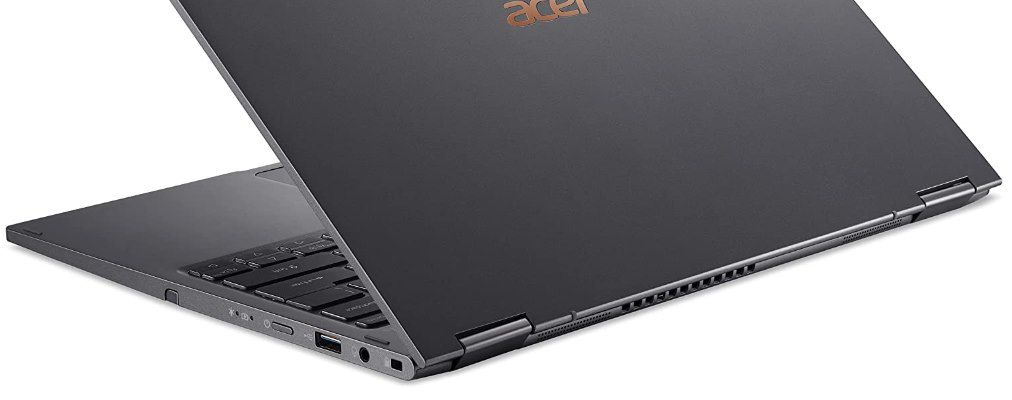 Acer Spin 5 Convertible Notebook mit 13 Zoll QHD IPS Touch Display, i7, 16 GB & 1 TB SSD für 989€ (statt 1.299€)