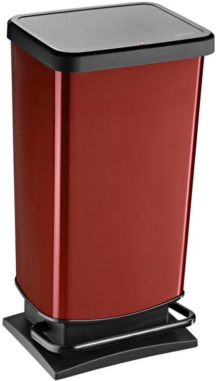 Rotho Treteimer Paso   40 Liter in Rot für 24,94€ (statt 33€)