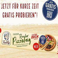 Pizzateig extra dick von Tante Fanny gratis ausprobieren
