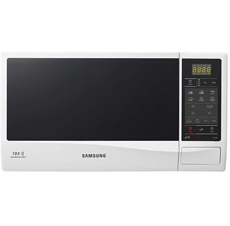 Samsung GE732 K – 20l Mikrowelle mit Grill für 87,09€ (statt 101€)