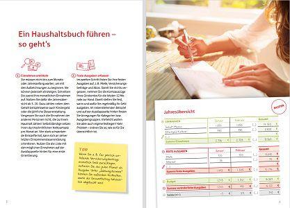 Sparkasse: Haushaltsratgeber/Kalender 2022 gratis anfordern