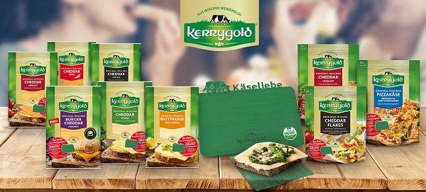 Gratis: Frühstücksbrett von koziol mit dem Kauf von Kerrygold Käse