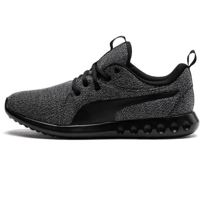 PUMA Carson 2 Knit Herren Sneaker Restgrößen 39-42 für je 39,96€ (statt 60€)