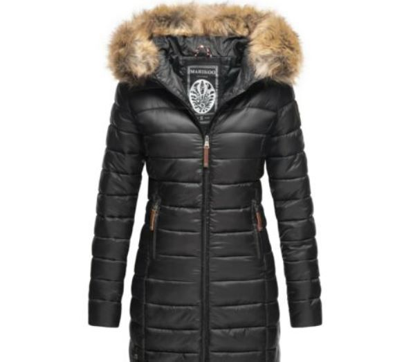 Marikoo ROSE110 Damen Winter Steppmantel für 44,90€ (statt 73€)