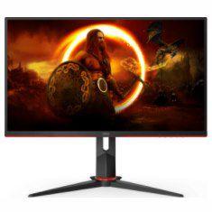 AOC 24G2SU – 23,8″ Full-HD Gaming Monitor (1 ms Reaktionszeit, 165 Hz) für 199,24€ (statt 250€)
