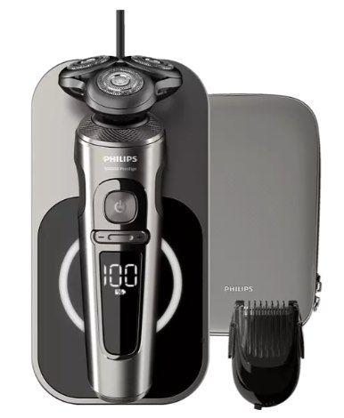 Philips SP9860/16 Elektrischer Nass  und Trockenrasierer für 242,09€ (statt 305€)