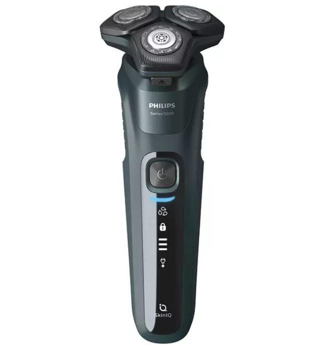 Philips Series S5584/57 elektrischer Nass- & Trockenrasierer für 99€ (statt 141€) +gratis Nasentrimmer