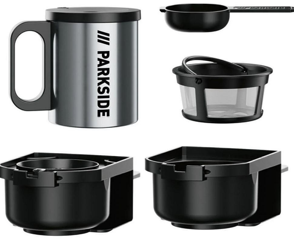 Parkside PKMA 20 Li A1  Akku Baustellen Kaffeemaschinefür 44,94€ (statt 70€)