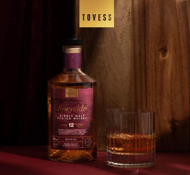 Tovess Speyside Single Malt Scotch Whisky 12 Jahre für 20,99€ (statt 29€) -prime