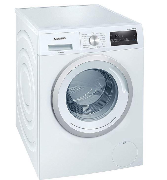 Siemens WM14N177 Waschmaschine mit Nachlegefunktion für 428,95€ (statt 534€)