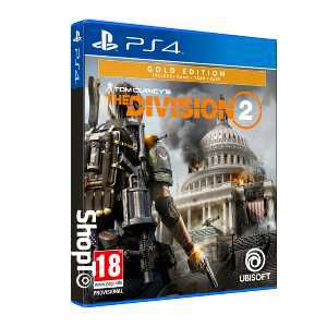 Tom Clancys The Division 2 Gold Edition [PS4 / Xbox One] für 45,13€ (statt ~73€)