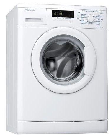 bauknecht wa plus 744 waschmaschine a 7kg 1400u min. Black Bedroom Furniture Sets. Home Design Ideas