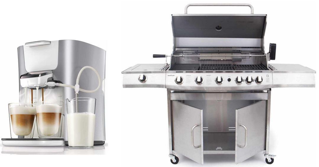 rustler lp 0197a edelstahl bbq gas grill bei den 21 amazon blitzangeboten. Black Bedroom Furniture Sets. Home Design Ideas