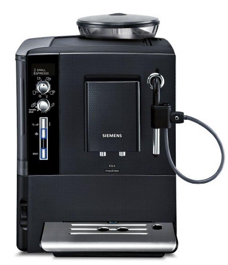 siemens te603501e eq 6 series 300 kaffee vollautomat f r. Black Bedroom Furniture Sets. Home Design Ideas