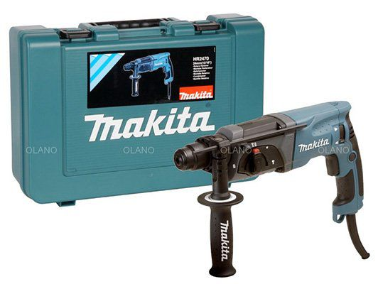 makita hr2470 sds plus bohrhammer f r 119 90 update. Black Bedroom Furniture Sets. Home Design Ideas