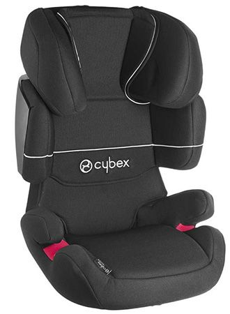 cybex silver solution x autokindersitz f r 95 94. Black Bedroom Furniture Sets. Home Design Ideas