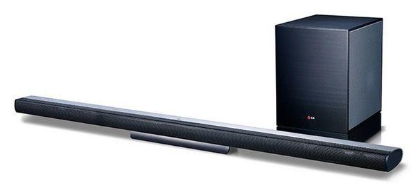 lg nb4530a 2 1 soundbar mit wireless subwoofer f r 204 89. Black Bedroom Furniture Sets. Home Design Ideas