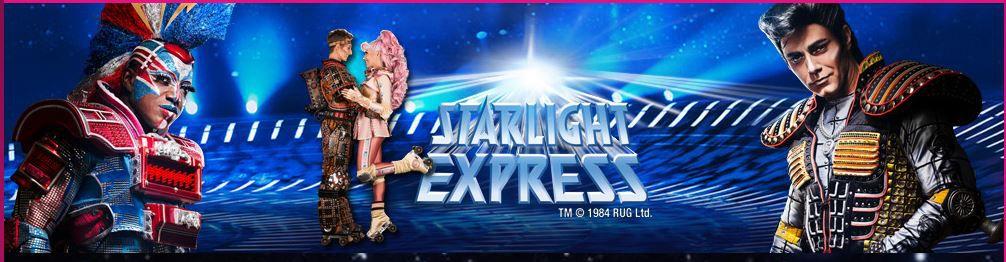 starlight express family und friends aktion 5 tickets. Black Bedroom Furniture Sets. Home Design Ideas