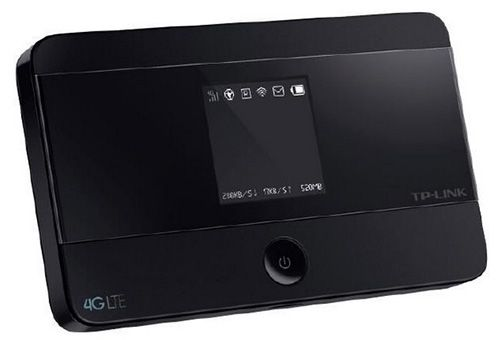 tp link m7350 4g lte 3g umts mobiler wlan hotspot router. Black Bedroom Furniture Sets. Home Design Ideas
