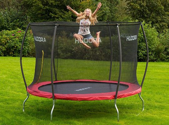 hudora 65730 fantastic trampolin 300cm f r 150 45. Black Bedroom Furniture Sets. Home Design Ideas