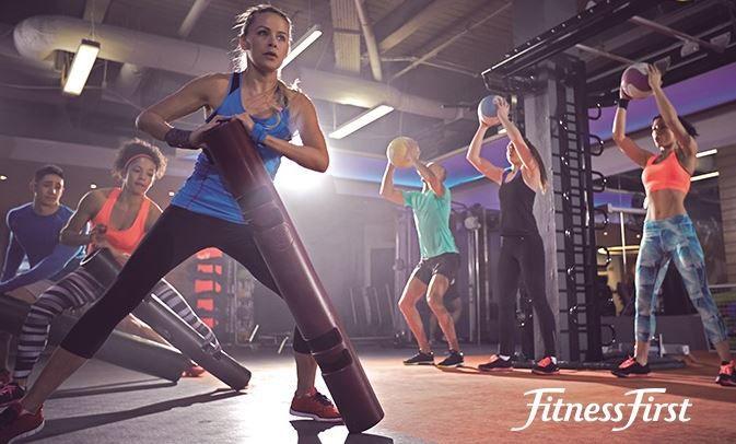 fitness first gutschein groupon