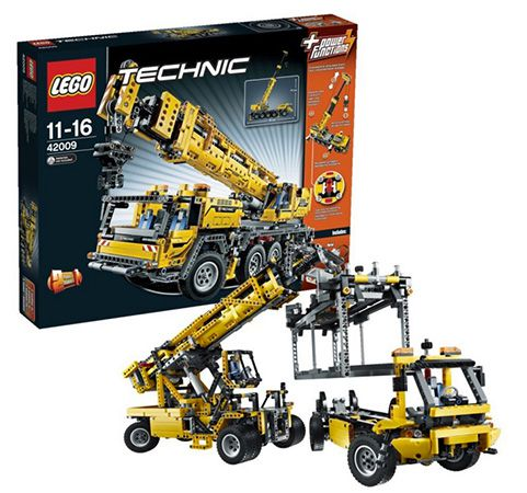 lego technic mobiler schwerlastkran statt 174 f r 153. Black Bedroom Furniture Sets. Home Design Ideas