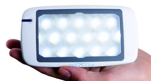 litebook edge lichttherapie lampe f r 115 90 statt 186. Black Bedroom Furniture Sets. Home Design Ideas