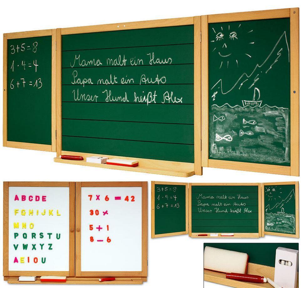 Kinder magnet und kreide tafel f r nur 16 95 - Tableau noir et blanc pas cher ...