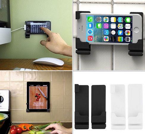 Smartphone tablet wandhalterung f r 2 35 china gadget - Wandhalterung fur tablet ...