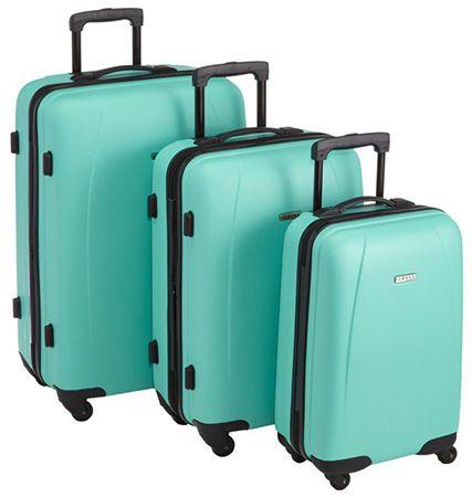 clipper koffer set f r 62 42 38 80 und 105 liter. Black Bedroom Furniture Sets. Home Design Ideas