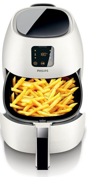 philips hd9240 30 airfryer xl hei luftfritteuse f r 159. Black Bedroom Furniture Sets. Home Design Ideas