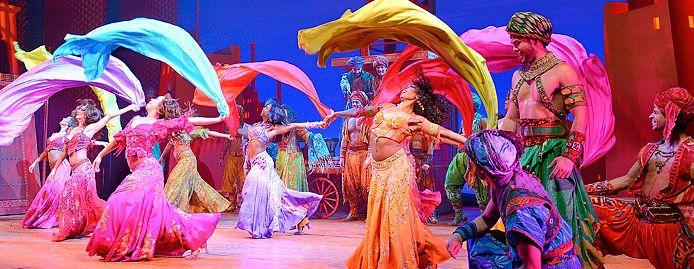 Aladdin Musical Hamburg 1 220 N Im 4 Oder 5 Hotel Ab 106