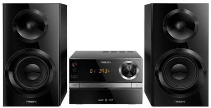 philips btb2370 12 gute mini stereoanlage mit bluetooth statt 204 f r nur 159 20. Black Bedroom Furniture Sets. Home Design Ideas