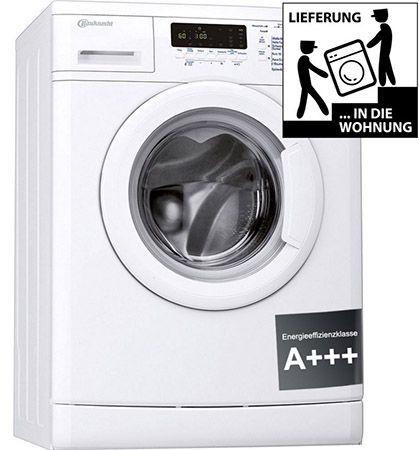 bauknecht wa eco star 61 waschmaschine f r 279 statt 413. Black Bedroom Furniture Sets. Home Design Ideas