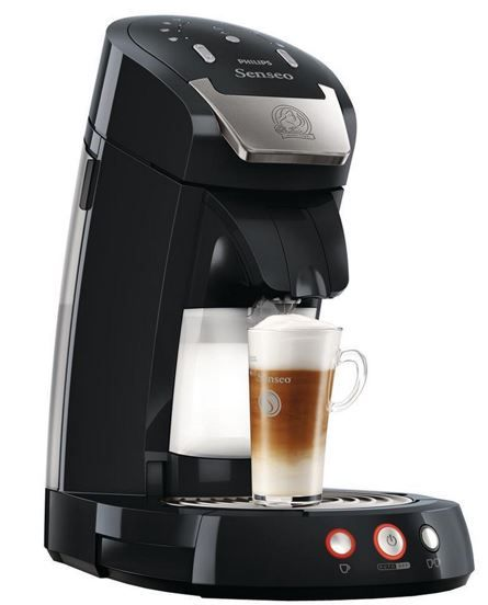 philips hd 7854 60 senseo latte select kaffee pad maschine f r 129. Black Bedroom Furniture Sets. Home Design Ideas