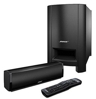bose cinemate 15 soundbar heimkinosystem f r 399 95 statt 499. Black Bedroom Furniture Sets. Home Design Ideas