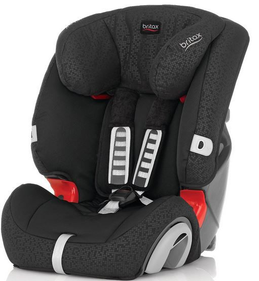 britax r mer evolva 123 kinder autositz f r 114 95. Black Bedroom Furniture Sets. Home Design Ideas