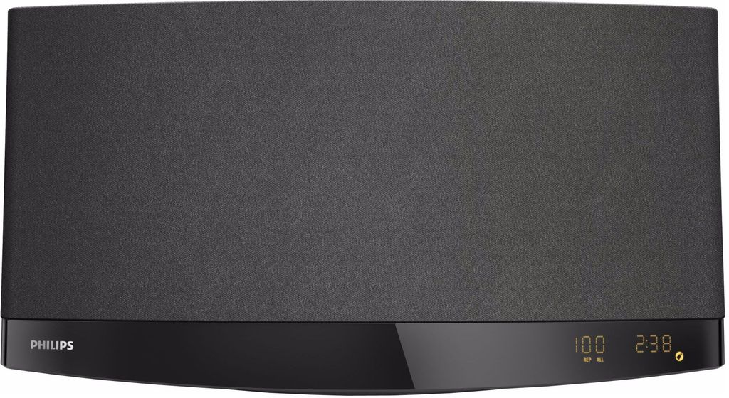 philips mcm2250 12 mini stereoanlage f r nur 69 99. Black Bedroom Furniture Sets. Home Design Ideas