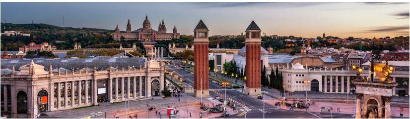 barcelona sercotel madanis 4 hotel mit flug bis 4 tage ab. Black Bedroom Furniture Sets. Home Design Ideas