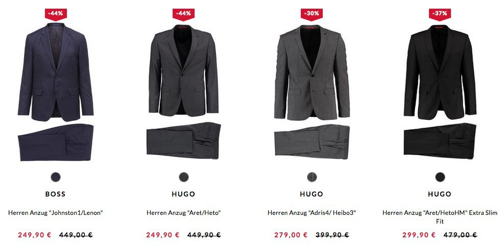 hugo boss anzug 44 strenge anz ge foto blog 2017. Black Bedroom Furniture Sets. Home Design Ideas