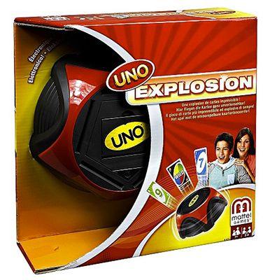 Uno Explosion Spielanleitung