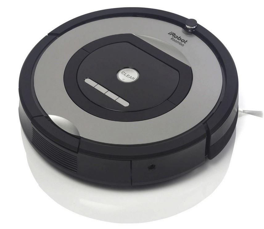 irobot roomba 774 staubsauger roboter mit. Black Bedroom Furniture Sets. Home Design Ideas