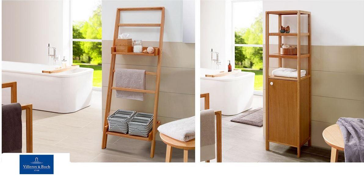 Villeroy boch bad design mit bis zu 65 rabatt m bel for Bad design accessoires