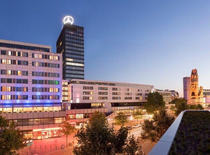 2 n im 5 hotel palace kurf rstendamm berlin inkl. Black Bedroom Furniture Sets. Home Design Ideas