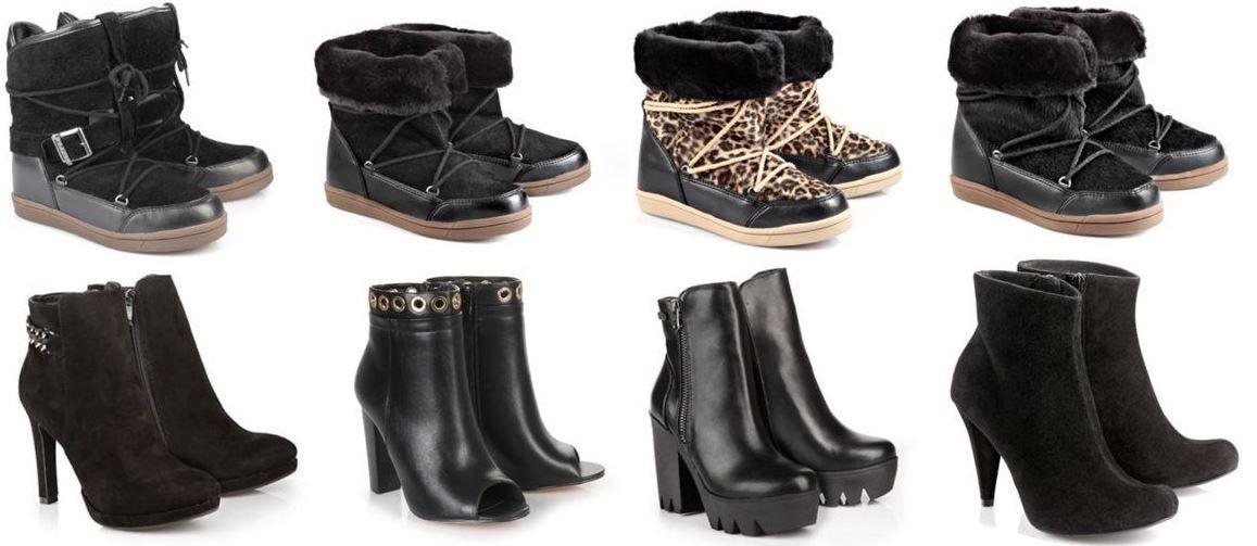 buffalo damen winter boots und stiefeletten f r 39 90. Black Bedroom Furniture Sets. Home Design Ideas